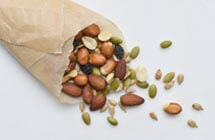 Foods to watch out for, to prevent choking - Nuts and Seeds